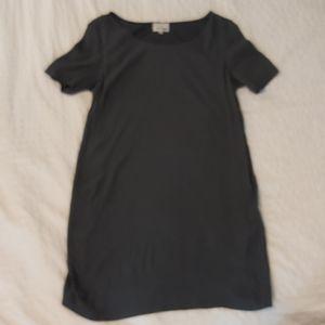 Wilfred blue/gray tshirt dress